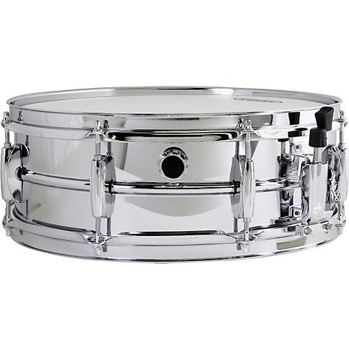 Ludwig Rocker Steel Shell Snare Drum thumbnail