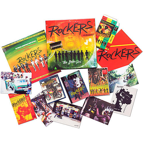 Alliance Rockers: The Irie Box thumbnail