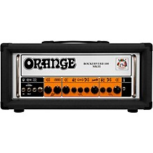 Orange Amplifiers Rockerverb 100 MKIII 100W Tube Guitar Amp Head