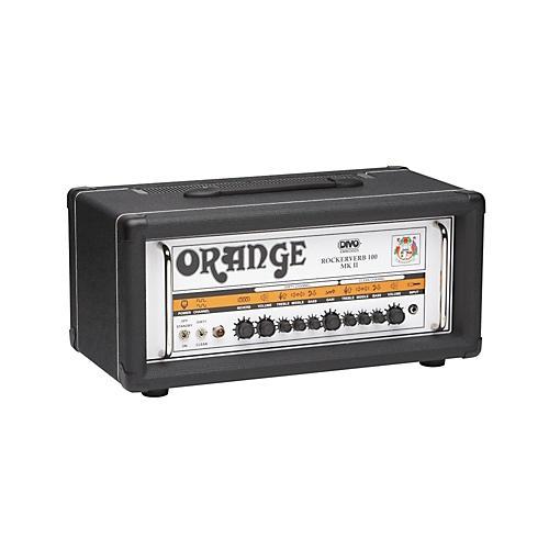 Orange Amplifiers Rockerverb RK100H MKII 100W DIVO Fitted Tube Guitar Amp Head thumbnail