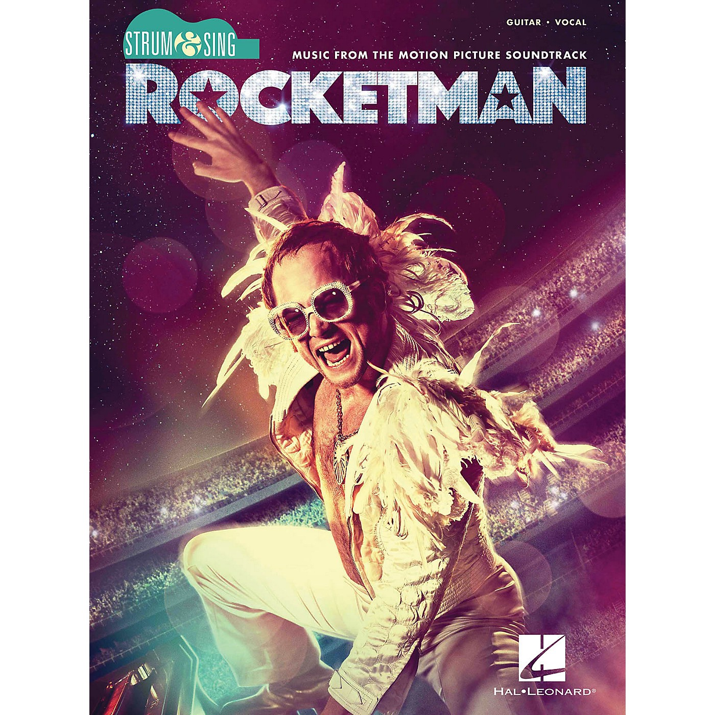 Hal Leonard Rocketman - Strum & Sing Series for Guitar Music from the Motion Picture Soundtrack thumbnail