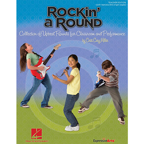 Hal Leonard Rockin' a Round - Collection of Upbeat Rounds for Classroom and Performance CD-thumbnail