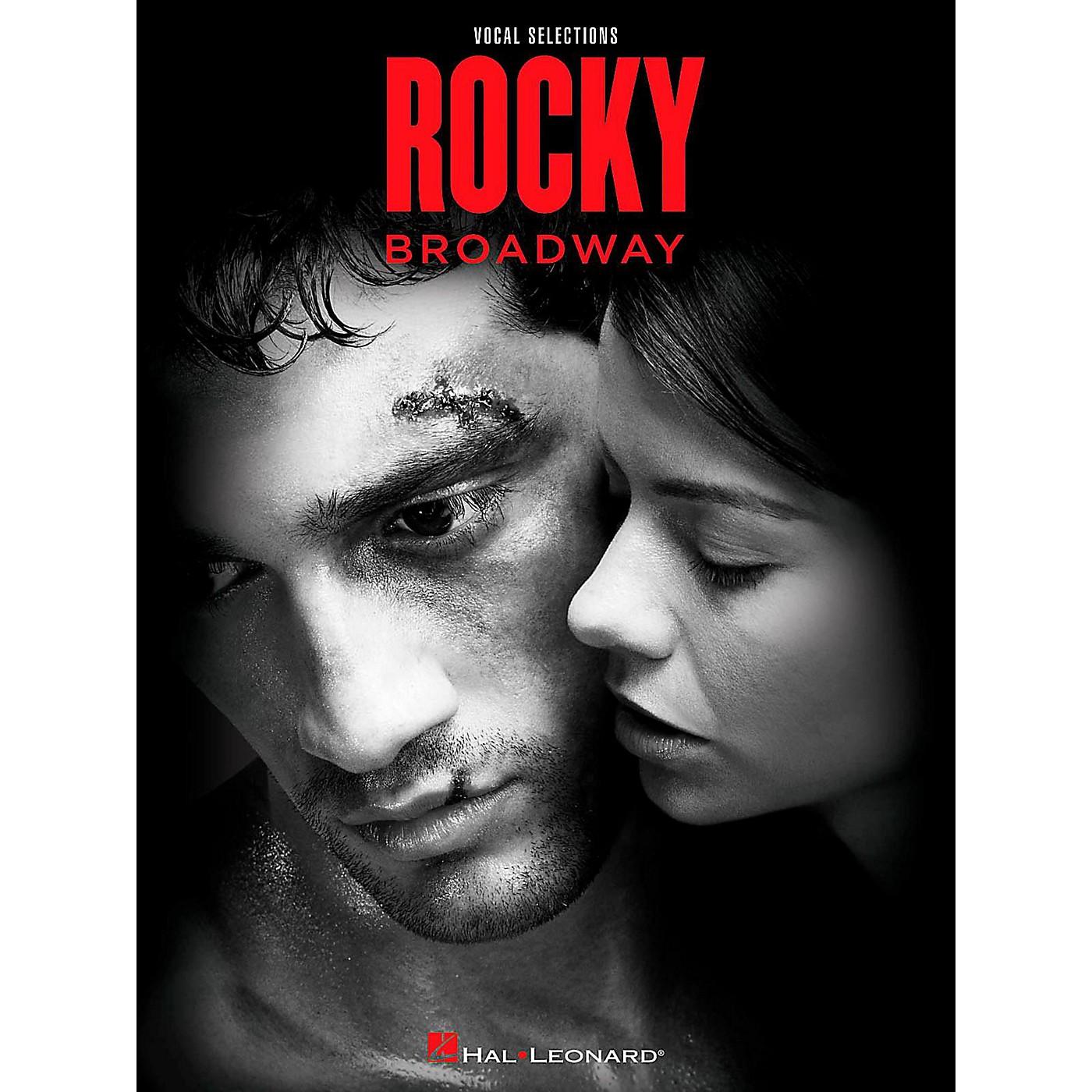 Hal Leonard Rocky Broadway - Vocal Selections thumbnail
