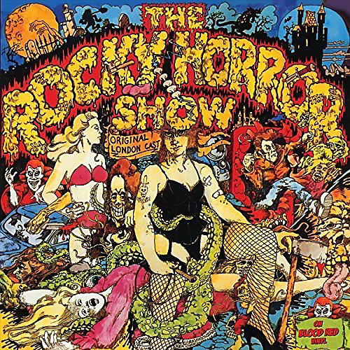Alliance Rocky Horror Show (Red Vinyl) / O.C.R. thumbnail
