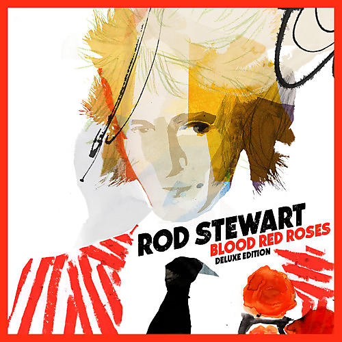 Alliance Rod Stewart - Blood Red Roses (CD) thumbnail