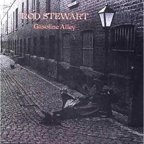 Alliance Rod Stewart - Gasoline Alley thumbnail