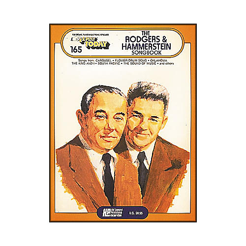 Hal Leonard Rodgers & Hammerstein Songbook E-Z Play 165 thumbnail