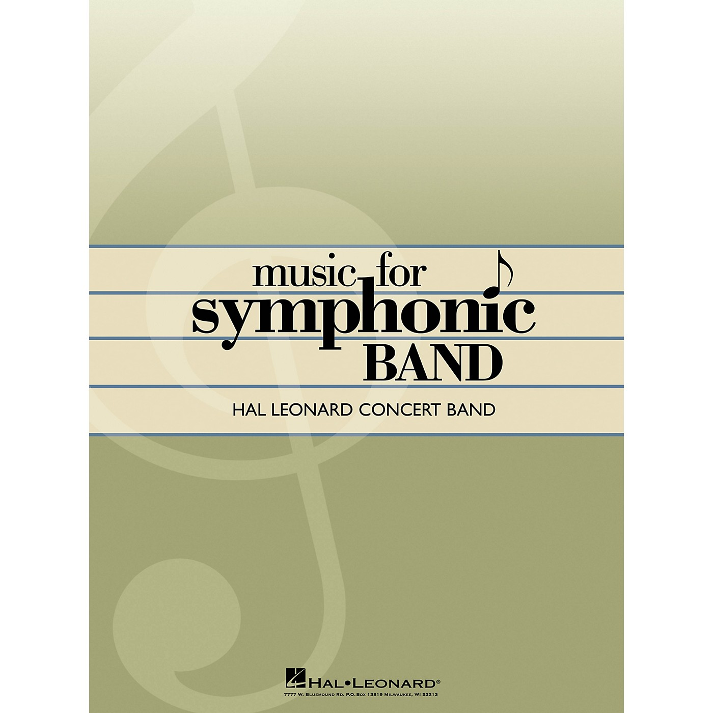 Hal Leonard Rodgers & Hammerstein's Oklahoma! Concert Band Arranged by John Edmondson thumbnail