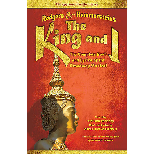 Applause Books Rodgers & Hammerstein's The King and I Applause Libretto Library Series Softcover thumbnail