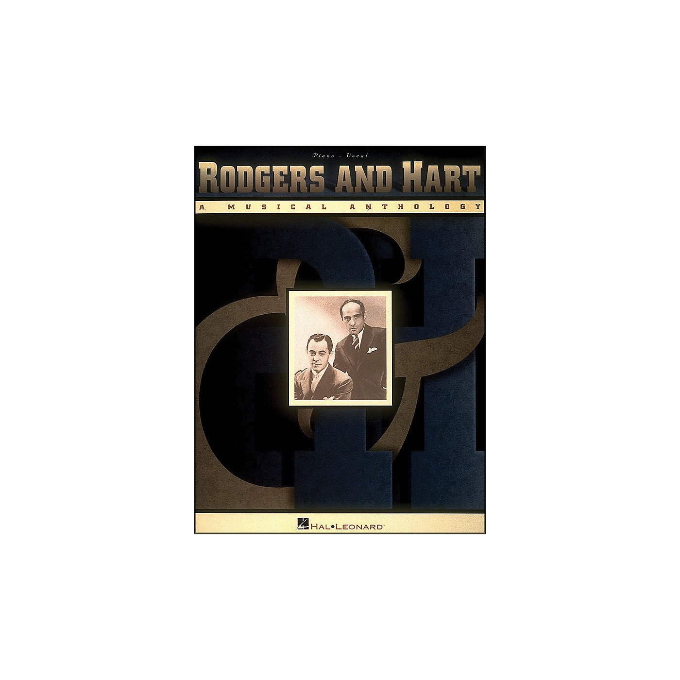 Hal Leonard Rodgers & Hart - A Musical Anthology arranged for piano, vocal, and guitar (P/V/G) thumbnail