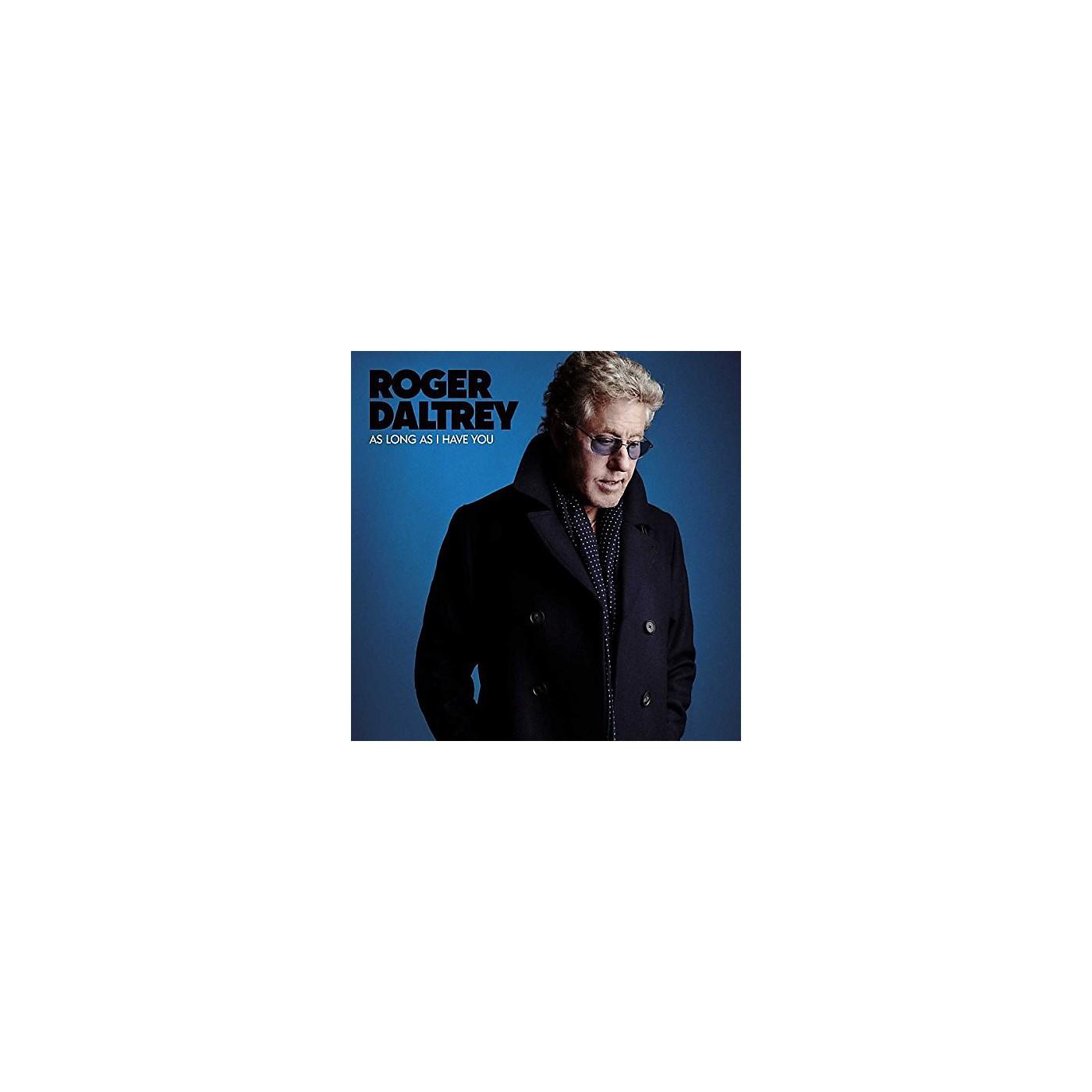 Alliance Roger Daltrey - As Long As I Have You thumbnail