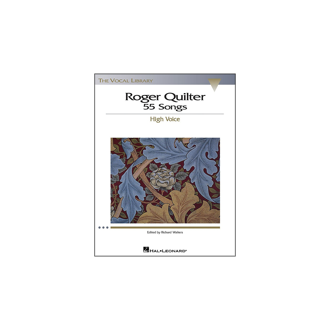 Hal Leonard Roger Quilter - 55 Songs for High Voice (The Vocal Library Series) thumbnail