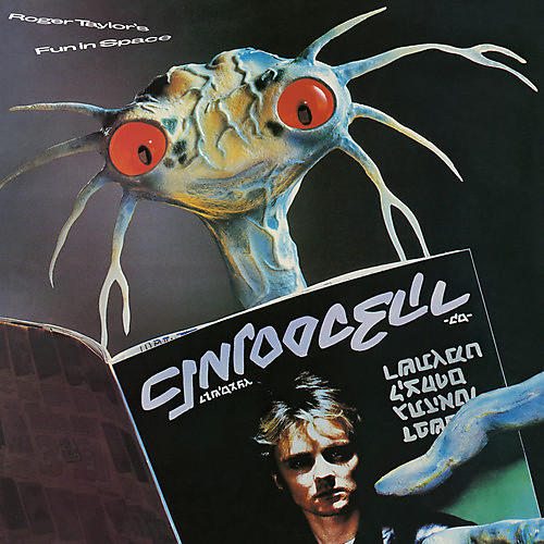 Alliance Roger Taylor - Fun in Space thumbnail