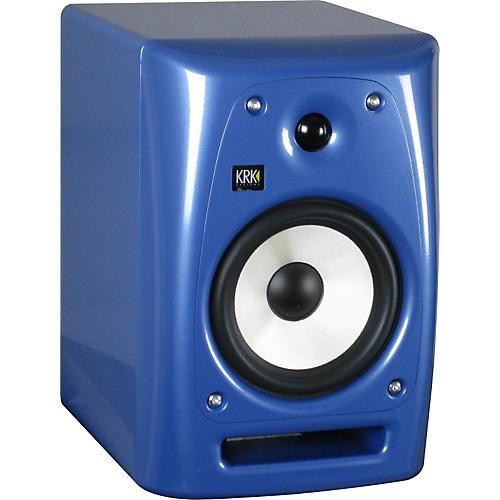 KRK Rokit Powered 6 G2 Limited Edition Studio Monitor - Blue thumbnail