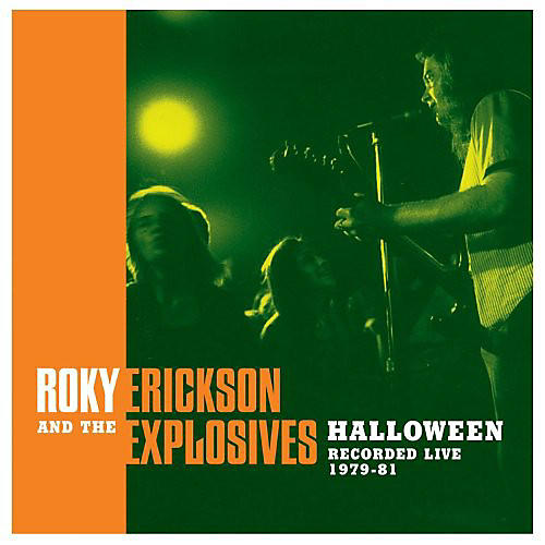 Alliance Roky Erickson - Halloween: Recorded Life 1979-81 [Gatefold Set] thumbnail