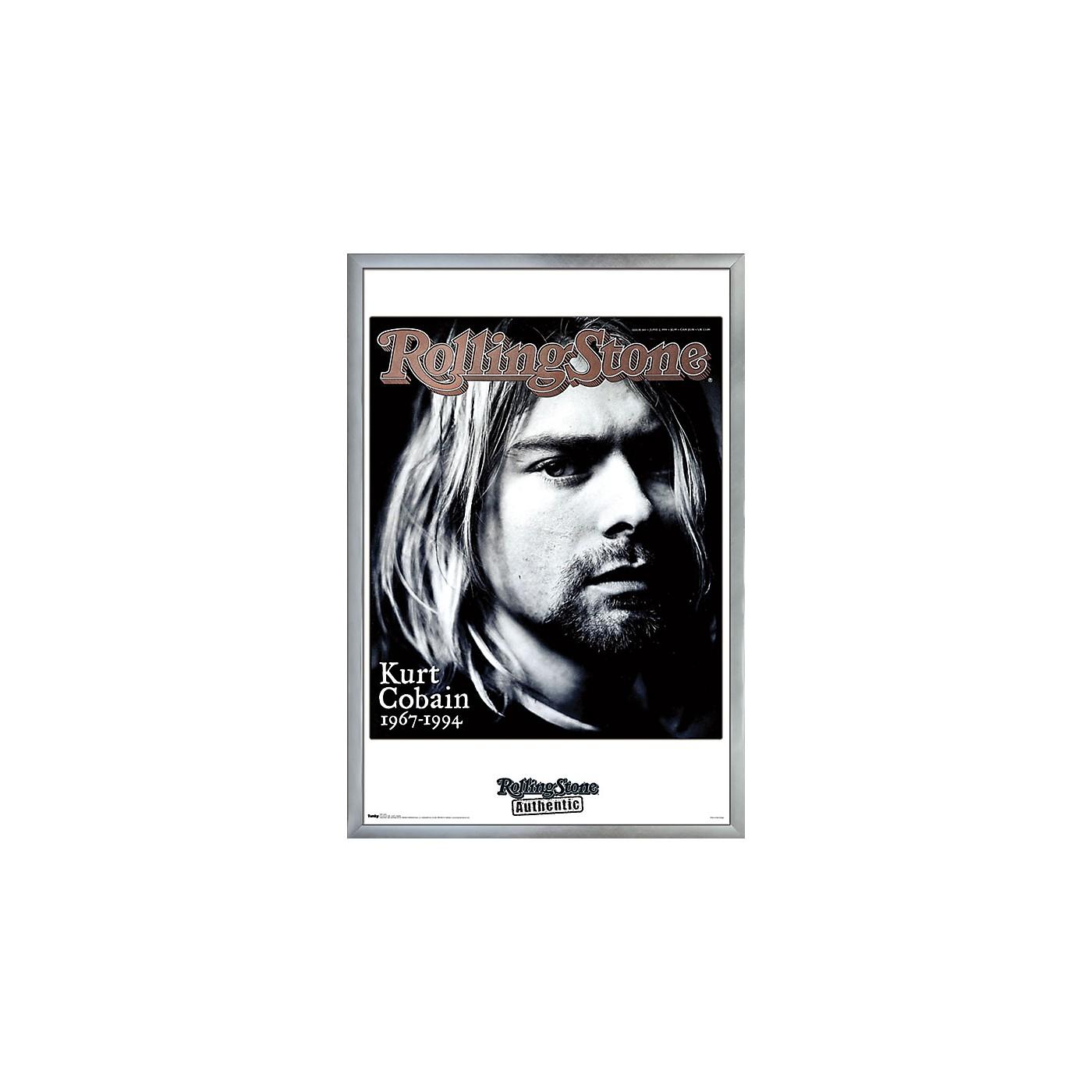 Trends International Rolling Stone - Kurt Cobain Poster thumbnail