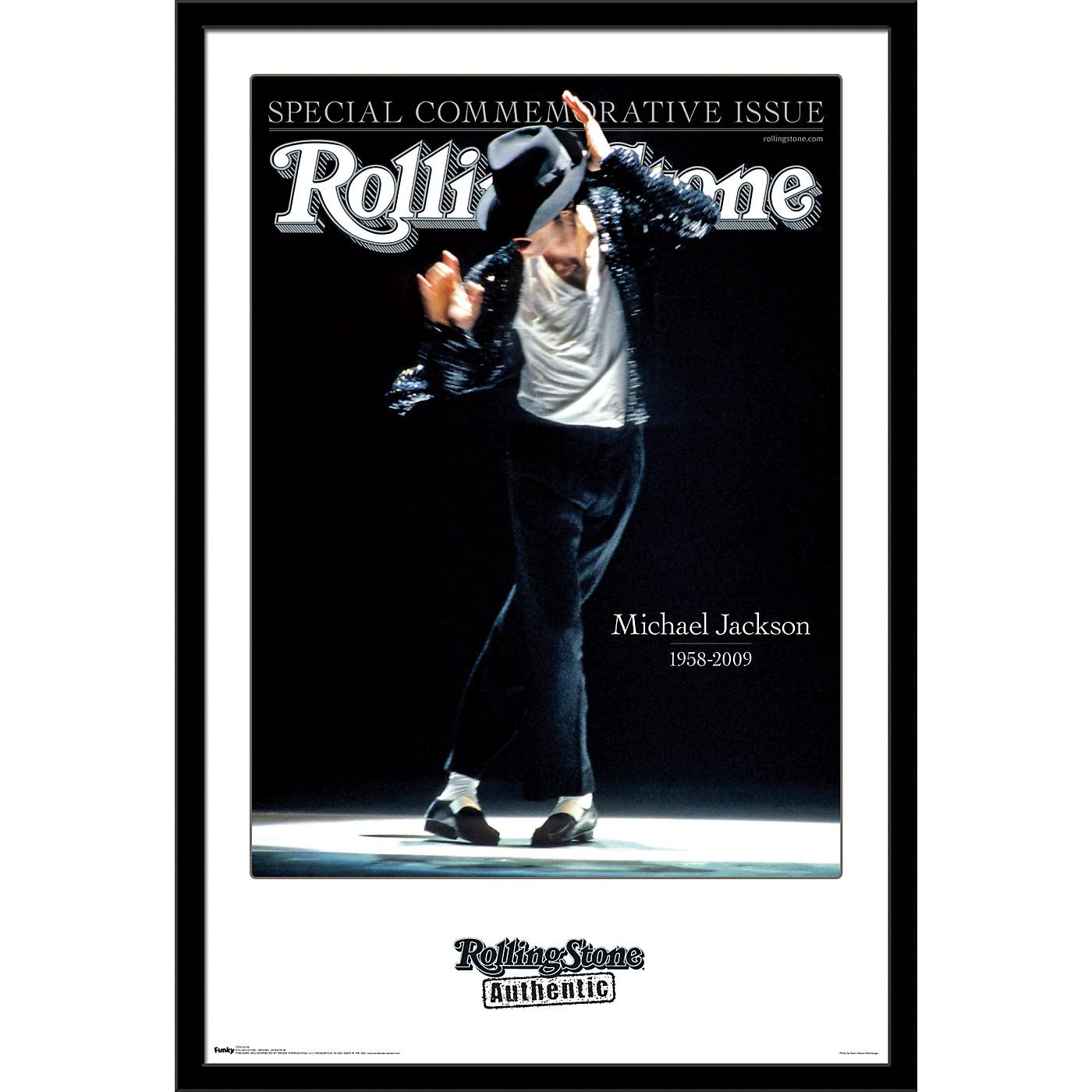 Trends International Rolling Stone - Michael Jackson 09 Poster thumbnail