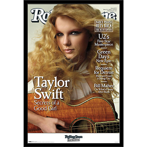Trends International Rolling Stone - Taylor Swift Poster thumbnail
