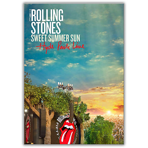 Universal Music Group Rolling Stones - Sweet Summer Sun - Hyde Park Live [DVD / 3 LP] thumbnail