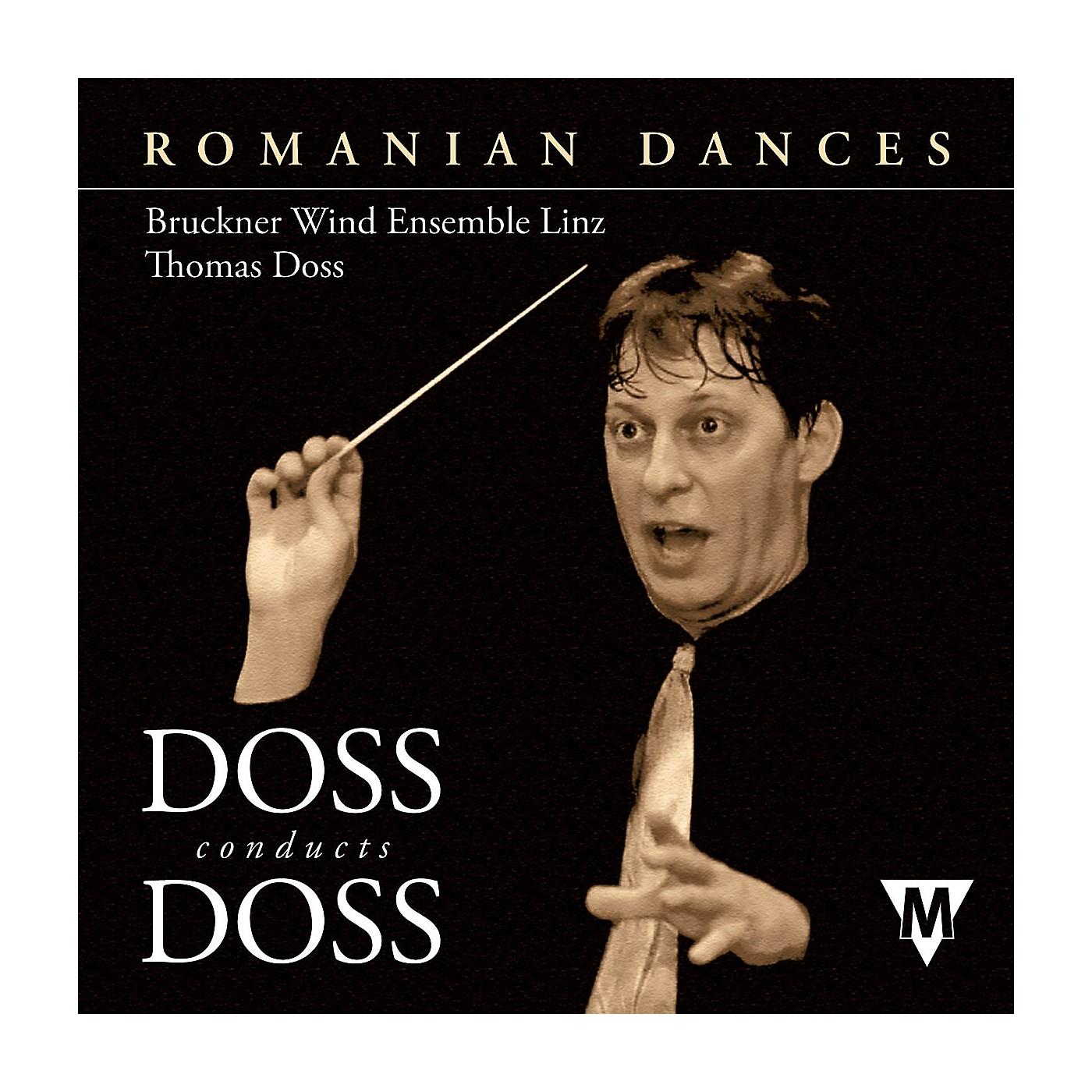Hal Leonard Romanian Dances  2 Cd Doss Conducts Doss Concert Band thumbnail