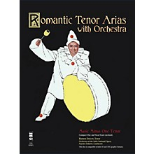 Music Minus One Romantic Arias for Tenor & Orchestra Music Minus One Series Softcover with CD  by Various