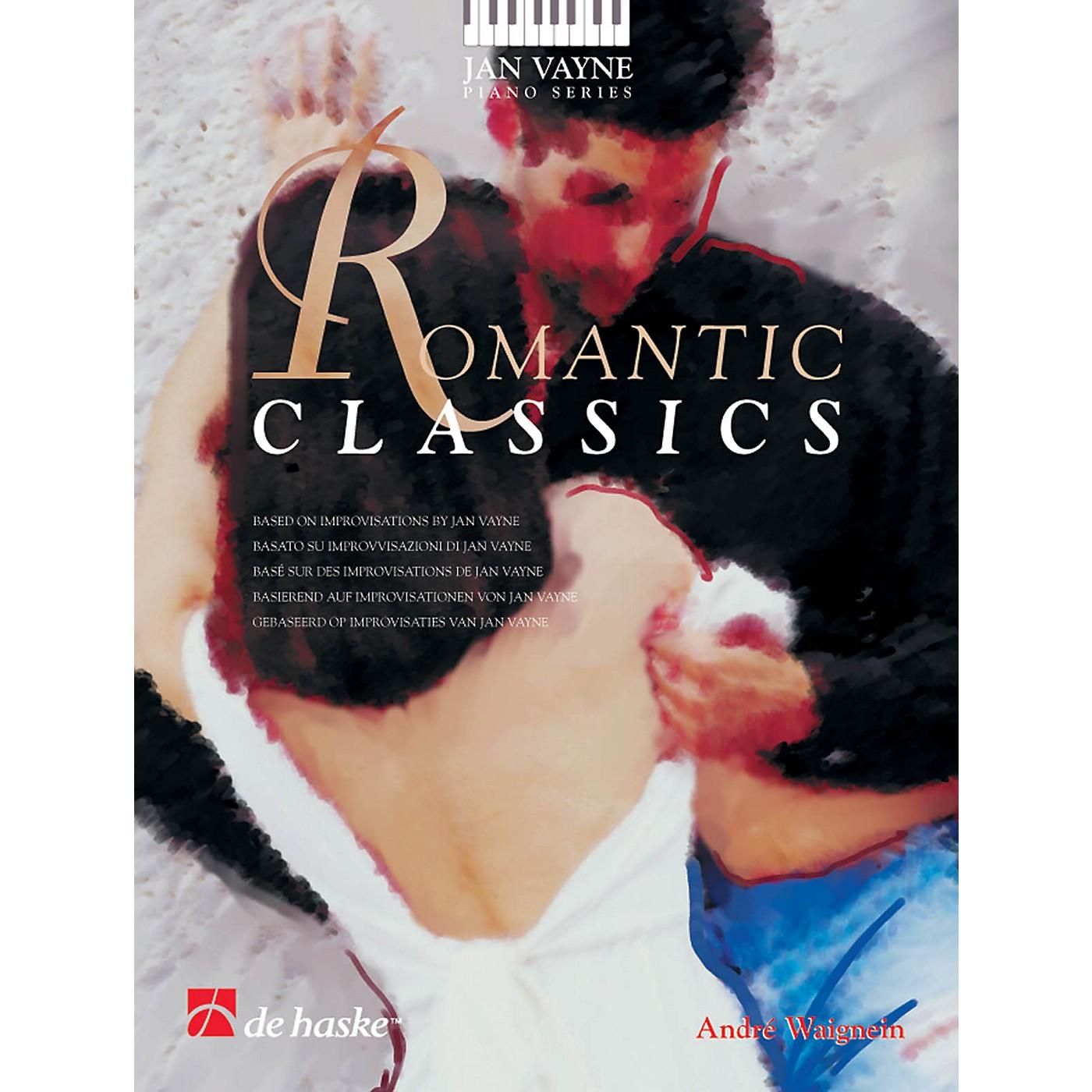 Hal Leonard Romantic Classics Jan Vayne Piano Series Concert Band thumbnail