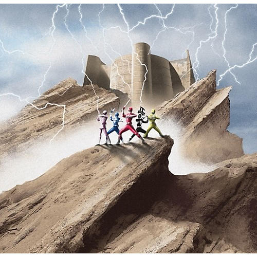 Alliance Ron Wasserman - Power Rangers: The OG (Original Soundtrack) thumbnail