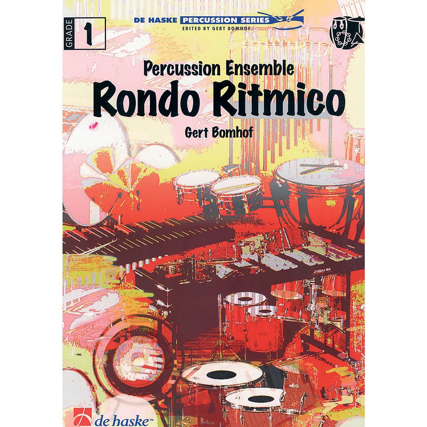 De Haske Music Rondo Ritmico Concert Band Arranged by Gert Bomhof thumbnail