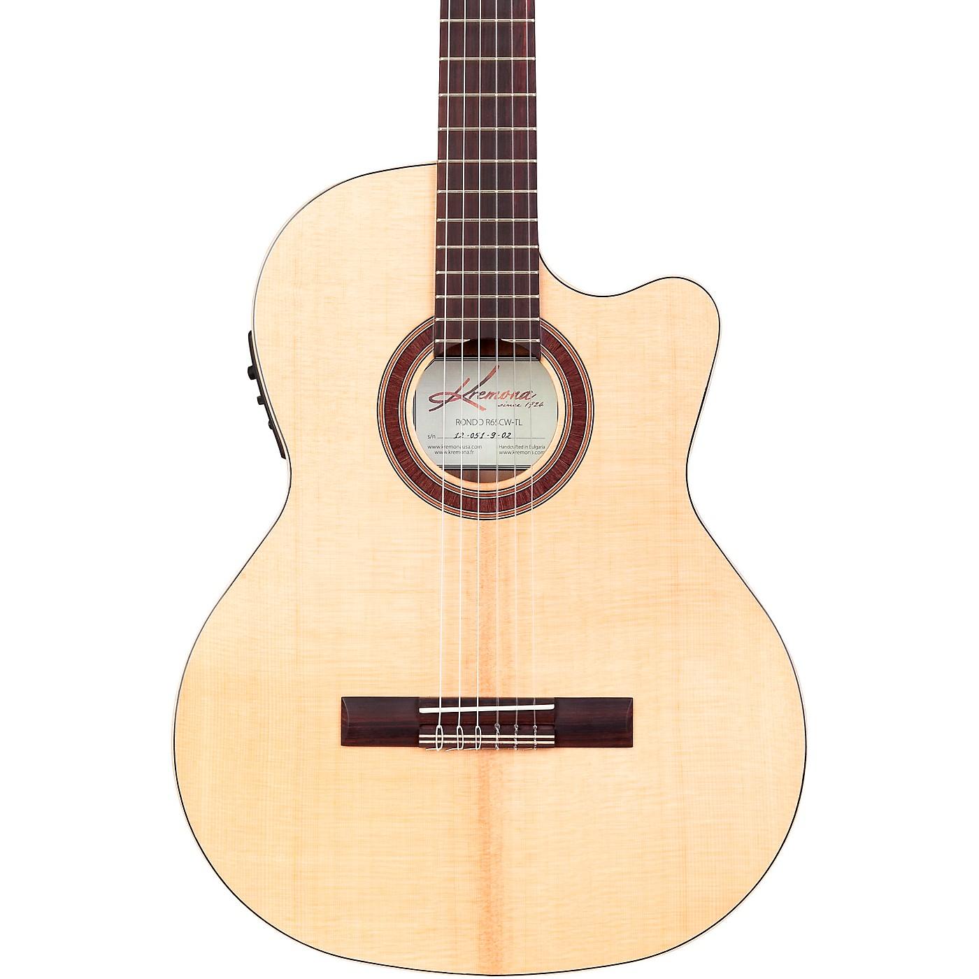 Kremona Rondo Thin Line Classical Acoustic-Electric Guitar thumbnail