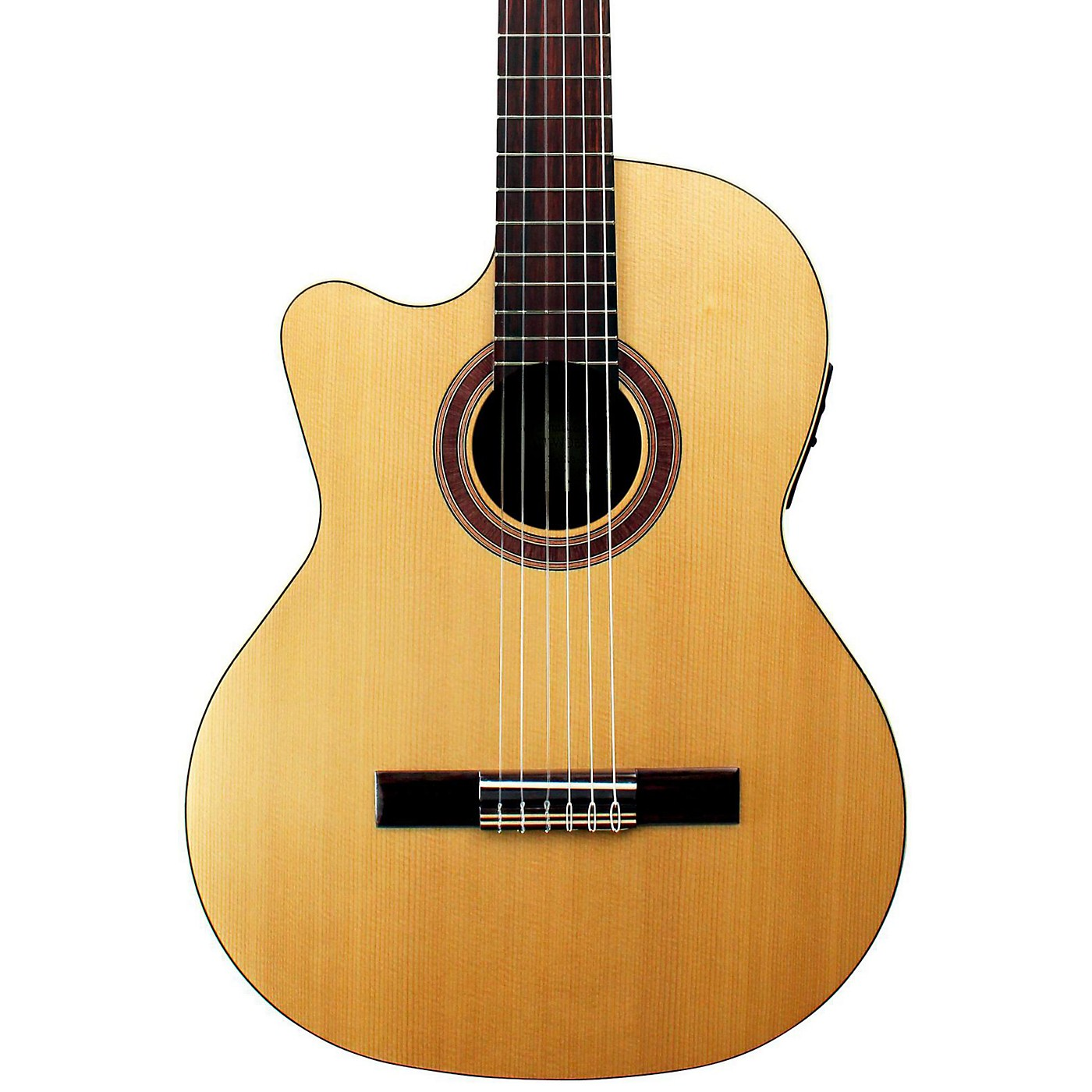 Kremona Rondo Thin Line Left-Handed Classical Acoustic-Electric Guitar thumbnail