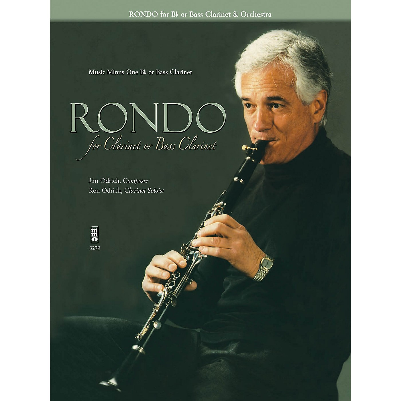 Music Minus One Rondo for Clarinet or Bass Clarinet Music Minus One Series Performed by Ron Odrich thumbnail