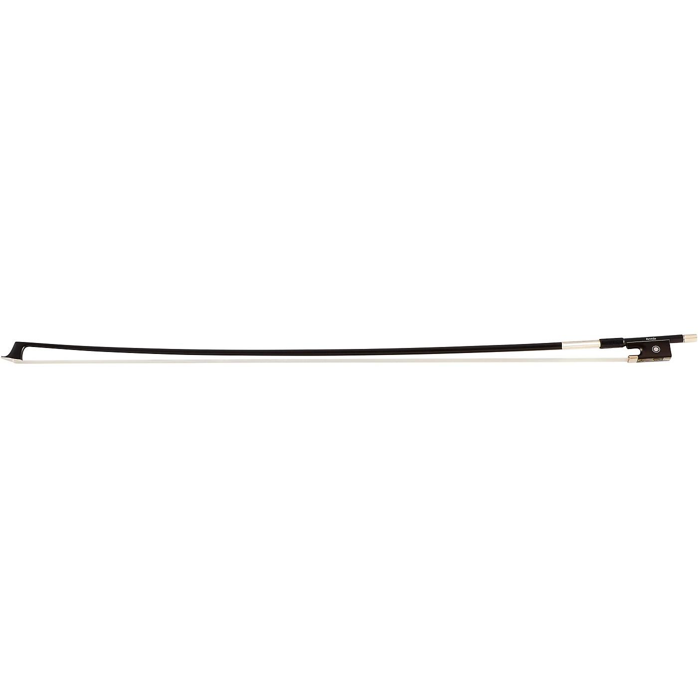 Revelle Rook Carbon Fiber Violin Bow with Coruss Hair thumbnail