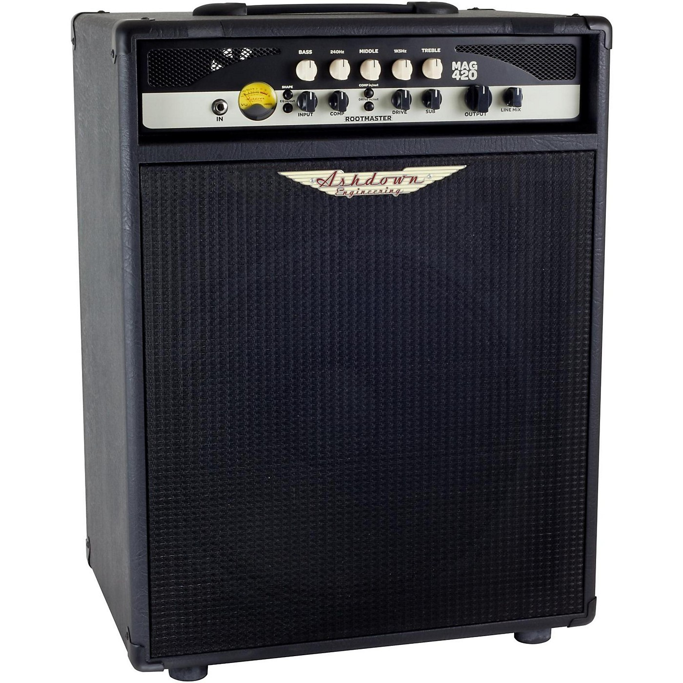 Ashdown Rootmaster 420W 1x15 Bass Combo Amp thumbnail