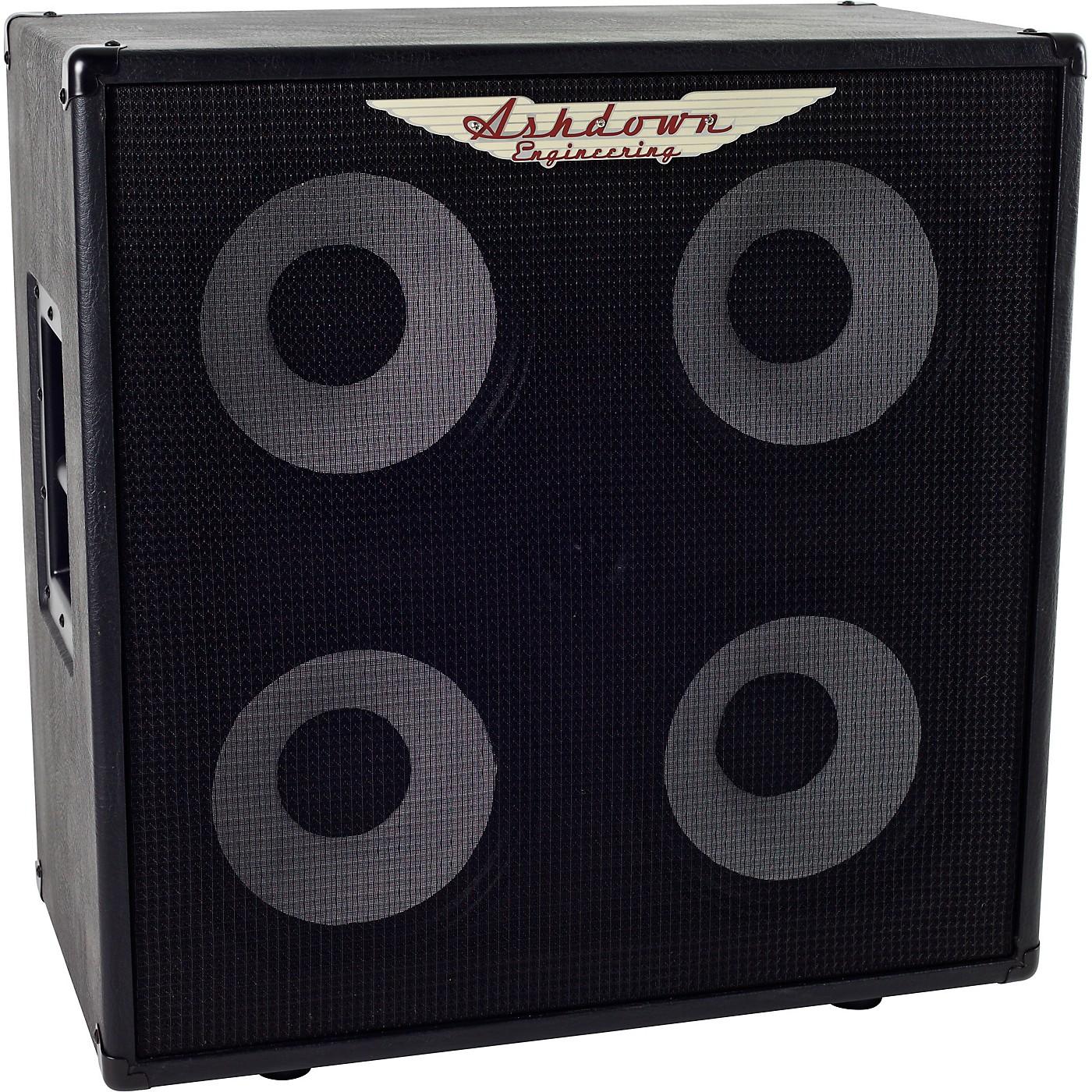 Ashdown Rootmaster EVO 410T II 600W 4x10 Bass Speaker Cabinet thumbnail