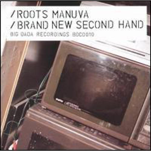 Alliance Roots Manuva - Brand New Second Hand thumbnail