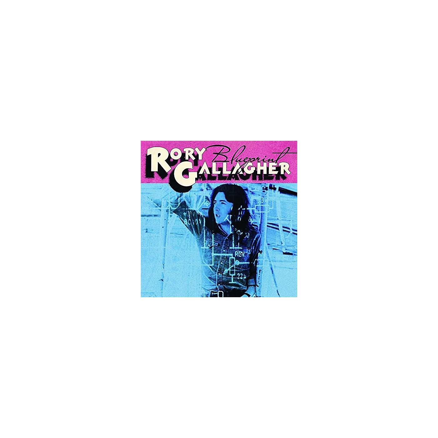 Alliance Rory Gallagher - Blueprint thumbnail