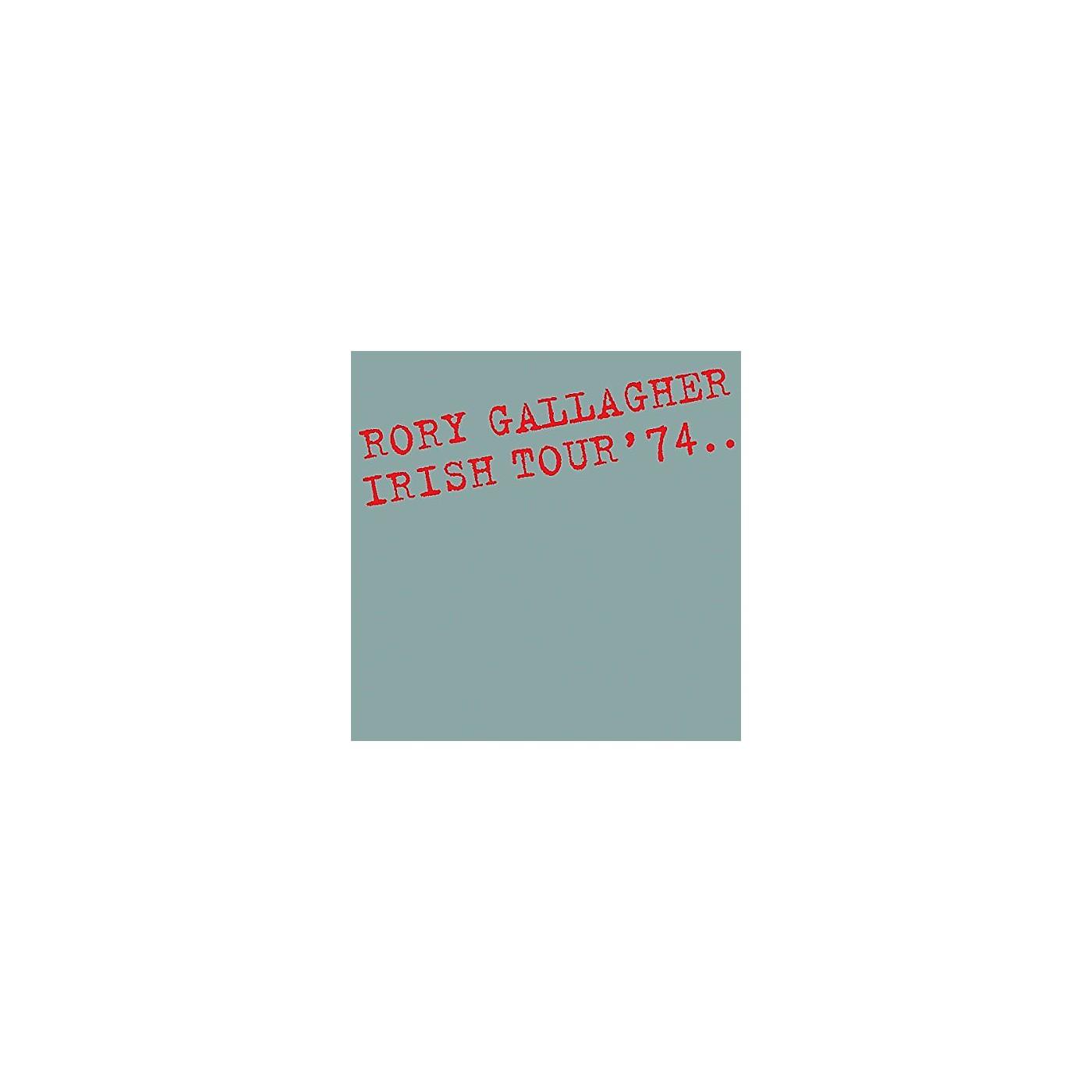 Alliance Rory Gallagher - Irish Tour 74 thumbnail
