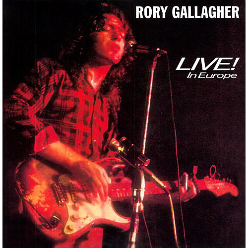 Alliance Rory Gallagher - Live in Europe thumbnail