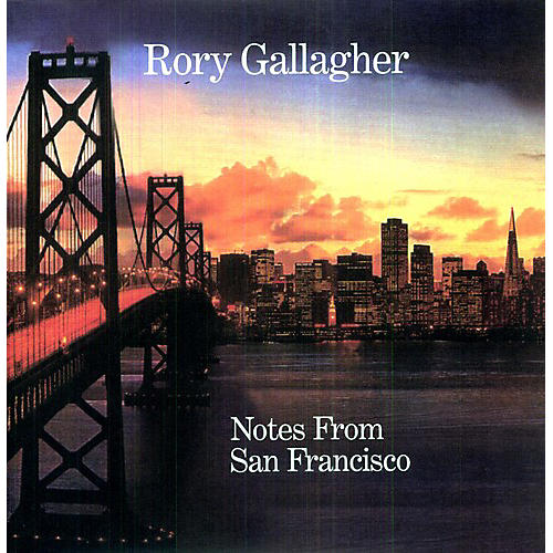Alliance Rory Gallagher - Notes from San Francisco thumbnail