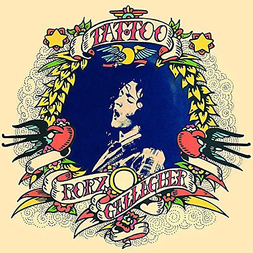 Alliance Rory Gallagher - Tattoo thumbnail