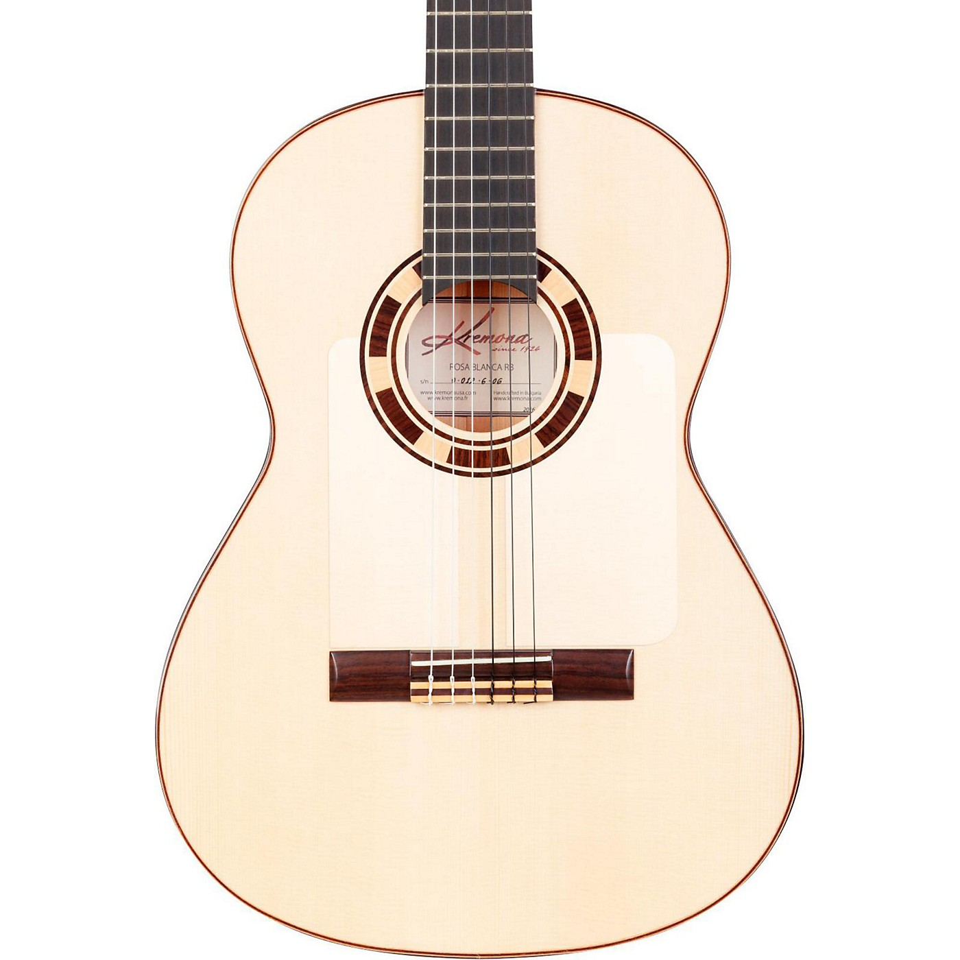 Kremona Rosa Blanca Flamenco Guitar thumbnail