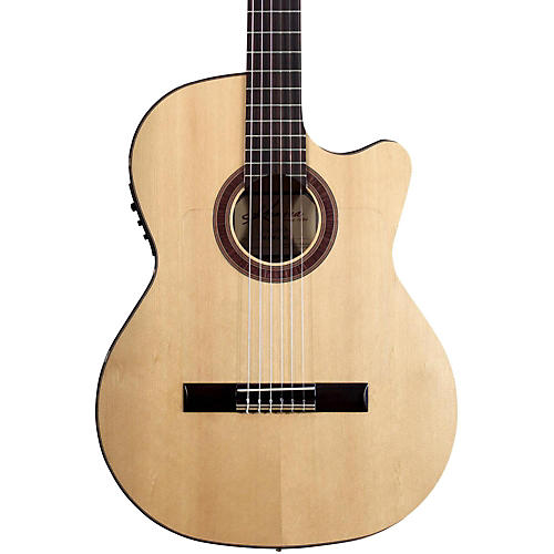 Kremona Rosa Luna Flamenco Acoustic-Electric Nylon Guitar thumbnail