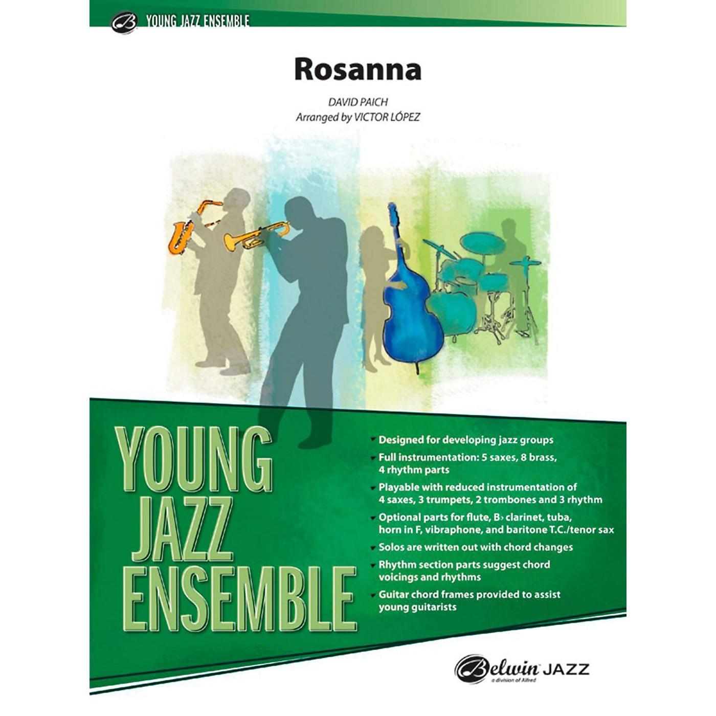 Alfred Rosanna Jazz Band Grade 2.5 thumbnail