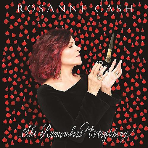 Alliance Rosanne Cash - She Remembers Everything (CD) thumbnail