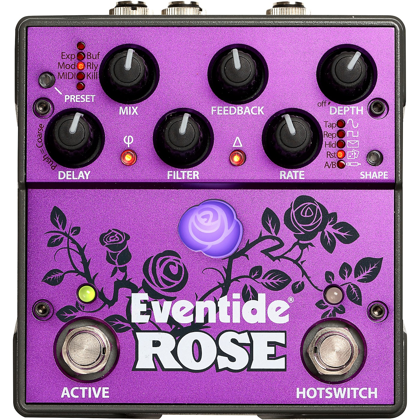 Eventide Rose Digital Delay Effects Pedal thumbnail