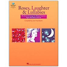 Hal Leonard Roses, Laughter And Lullabies for Mezzo-Soprano Book/CD