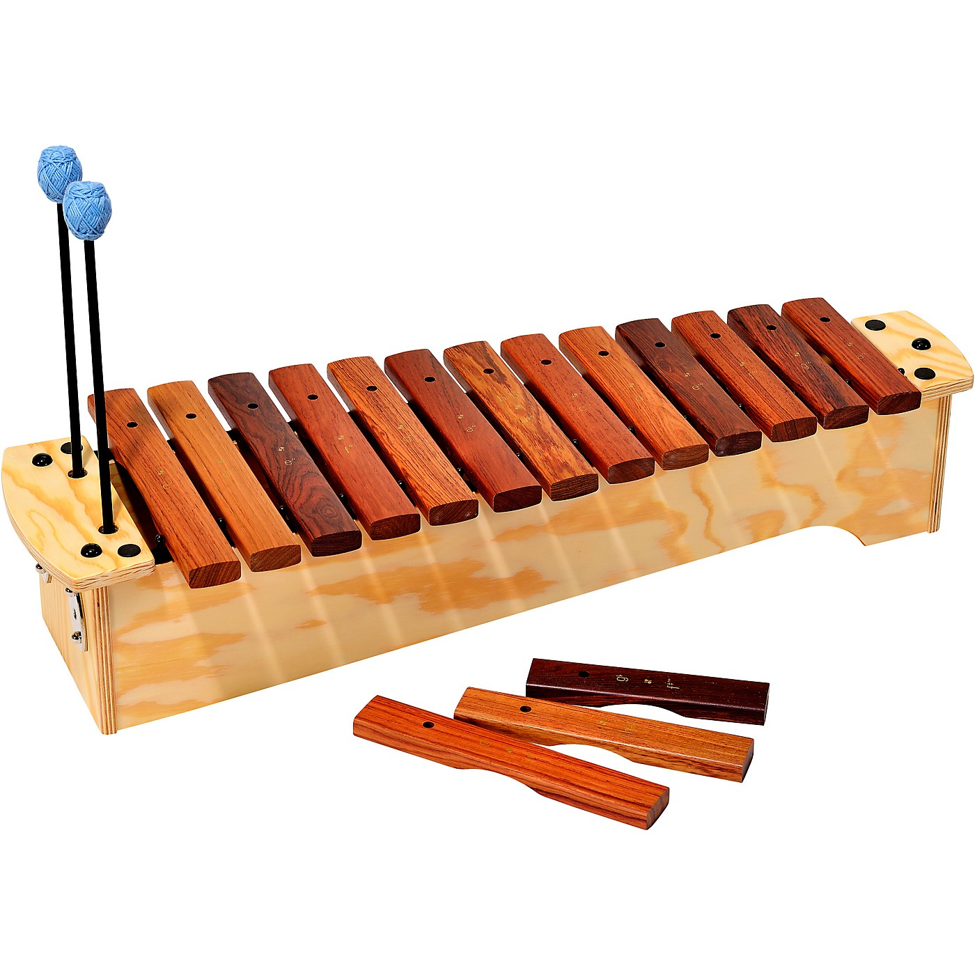 Sonor Orff Rosewood Soprano Xylophone thumbnail