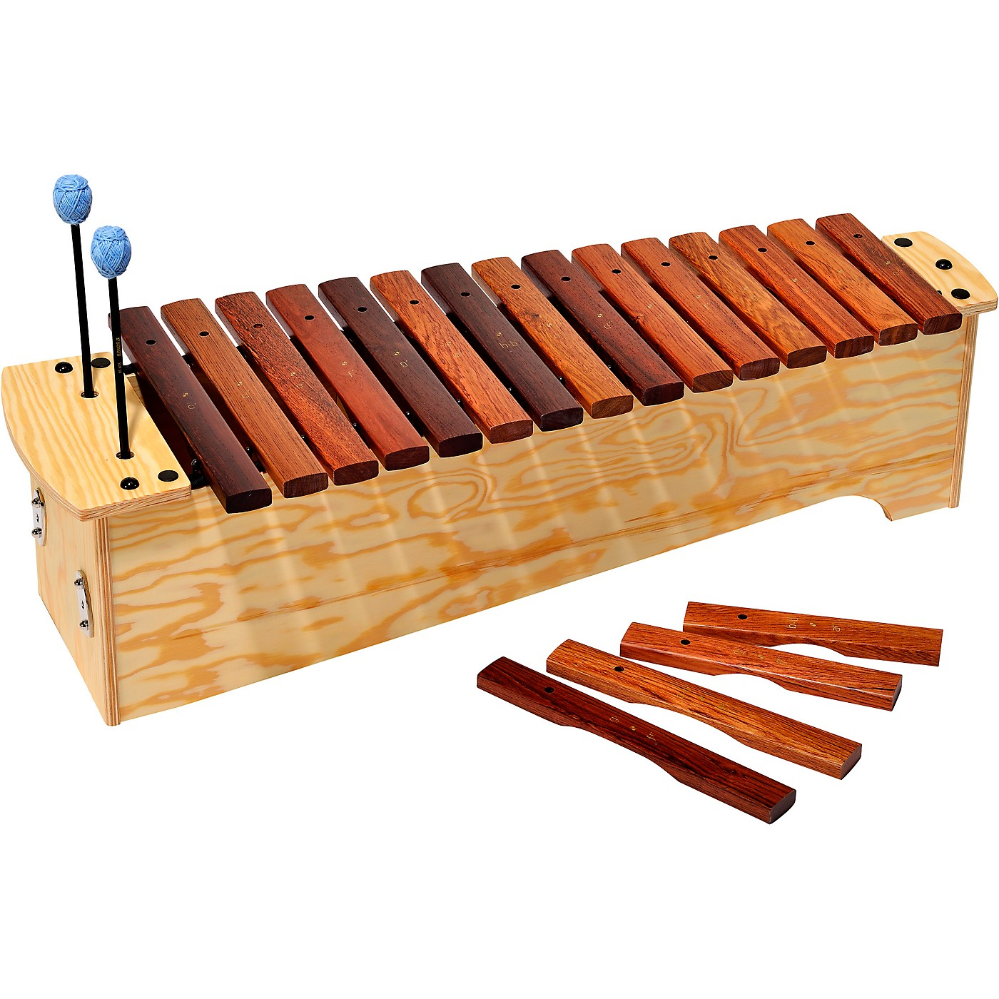 Sonor Orff Rosewood Tenor-Alto Xylophone thumbnail