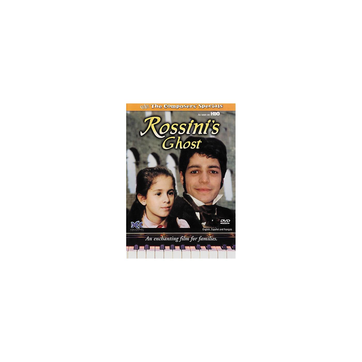 Devine Entertainment Rossini's Ghost (DVD) thumbnail
