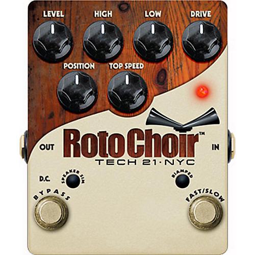 Tech 21 Roto Choir Guitar Effects Pedal thumbnail